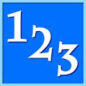 3つの数パズルTablet icon