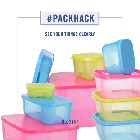 #packhack no. 2147 - see your things clearly