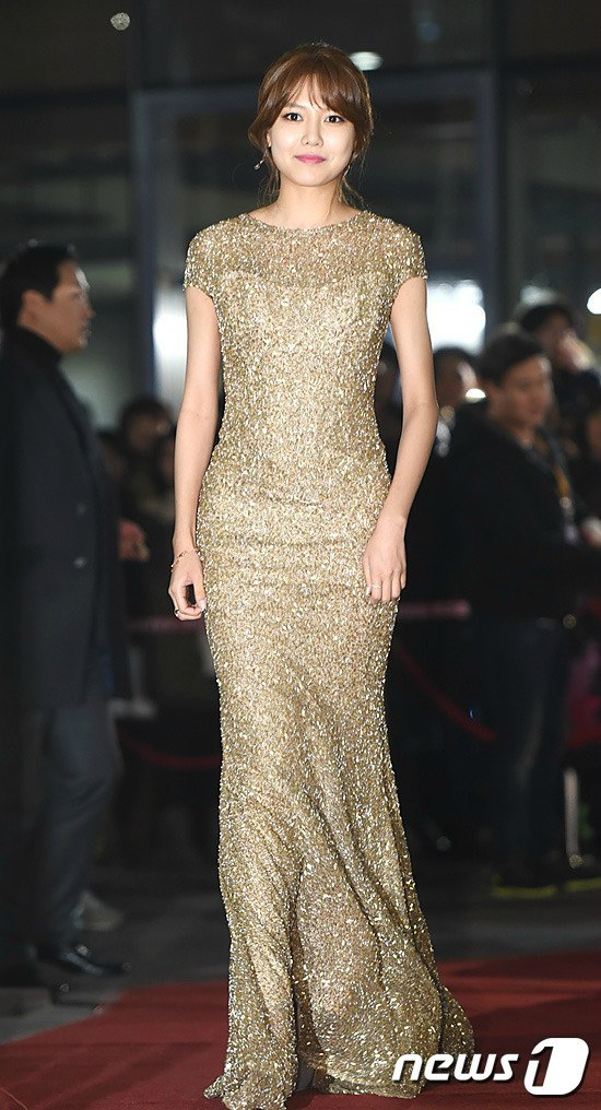 sooyoung gown 5