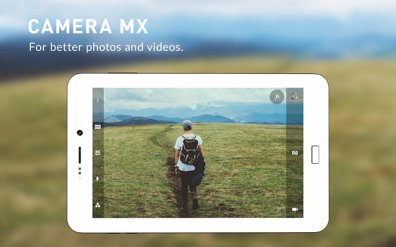 Camera MX - Free Photo & Video Camera screenshots