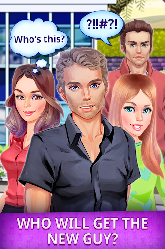 Love Story Games College  screenshots 2