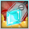 Gold Miner Space Planets icon
