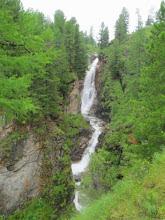 Photo: Водопад на реке Хубыты
