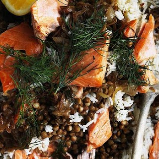 Mujudara With Smoked Trout And Dill