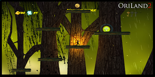 OriLand 2 Adventure Screenshot