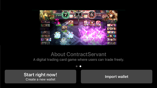 Contract Servant android2mod screenshots 3