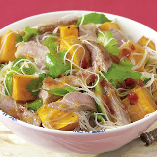 Pork and Sweet Potato Salad.