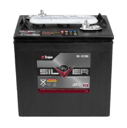 Batteri 6V Trojan S-105 Silver Line