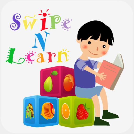 Swipe N Learn 教育 App LOGO-APP試玩