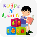 Swipe N Learn - Free Baby App icon