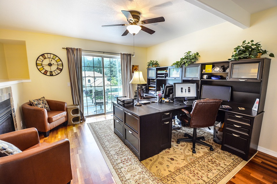 Transform Your Home Office for a Distraction-free Summer