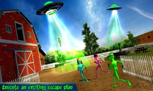 Grandpa Alien Escape Game apkpoly screenshots 2