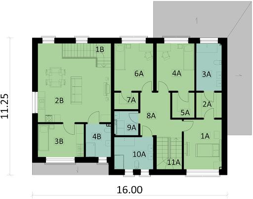 Ka45 - Rzut piętra