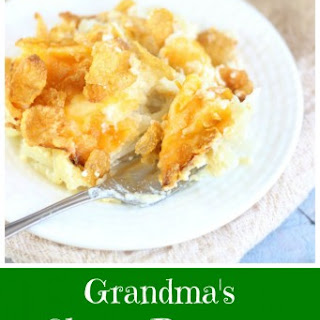 Grandma's Cheesy Potatoes.