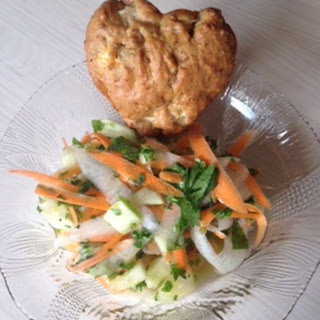 Daikon Slaw Recipes