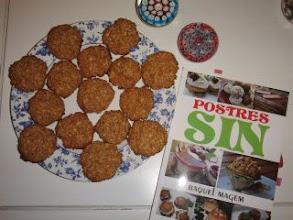 Photo: Marga y sus galletas