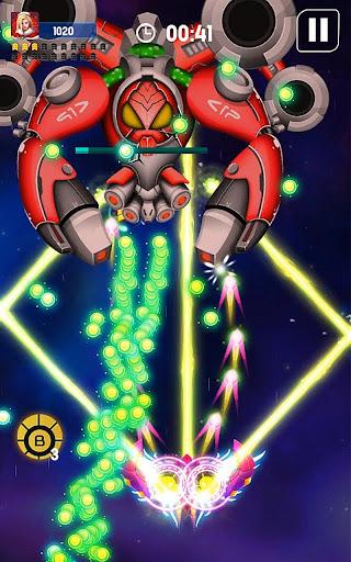 Space shooter - Galaxy attack - Galaxy shooter 1.423 screenshots 16