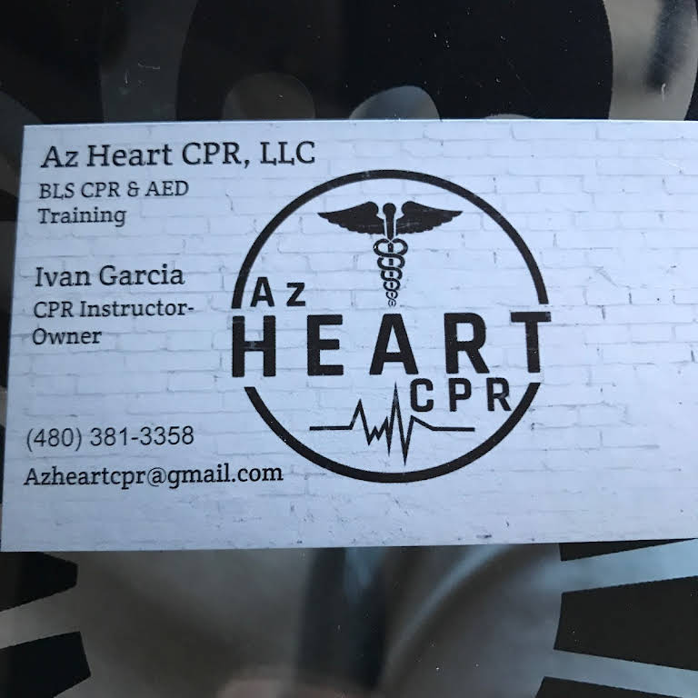 Az Heart Cpr Bls Cpr And Aed Training And Certification