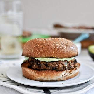Easy Double Bean Burgers Recipe