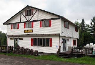 Photo: TMax-n-Topo's Jackrabit Hostel 5046 Cascade Road (Route 73) Lake Placid 518-523-0123 http://tmax-n-topo.com/  Very nice place. One of the owners (David) is there and  is real cool, has done the Appalacian Trail and much more. Talks of his wife Torri who is a real hiking pro.
