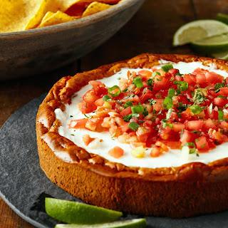 Fiesta Cheesecake.