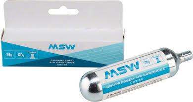 MSW CO2 Cartridge 38g, Each alternate image 0