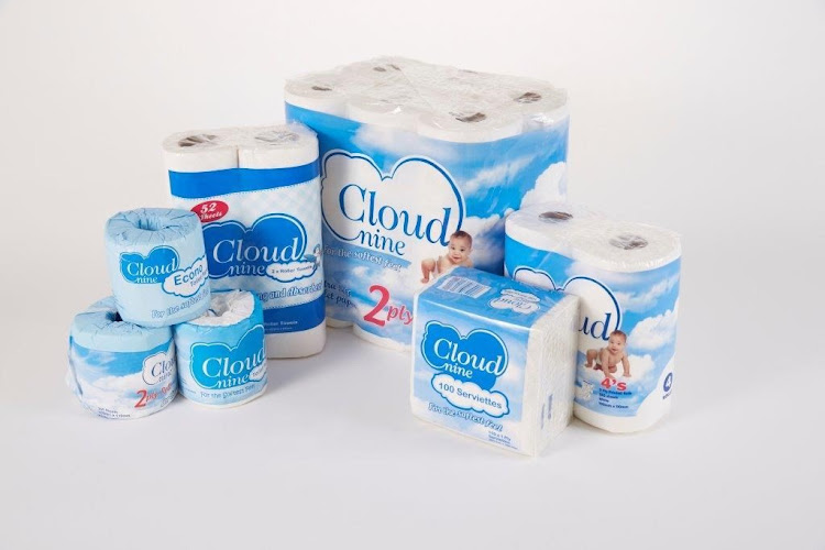 Thembinkosi Mthembu's tissue business creates new brand.