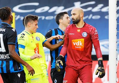 Sinan Bolat est l'homme du match côté Gantois