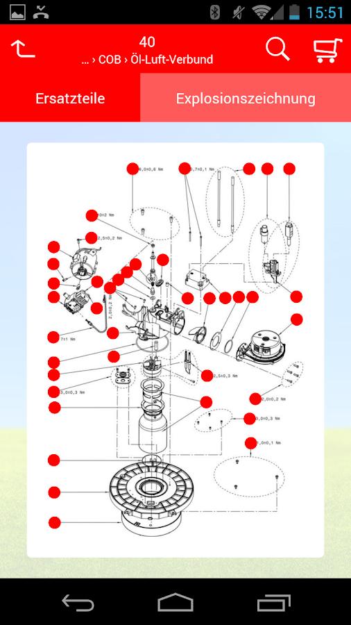 Wolf Service App- screenshot