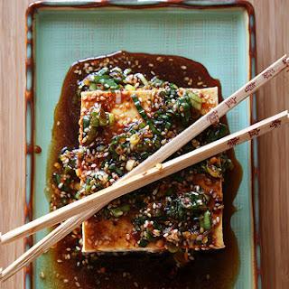 Edamame Tofu Recipes.
