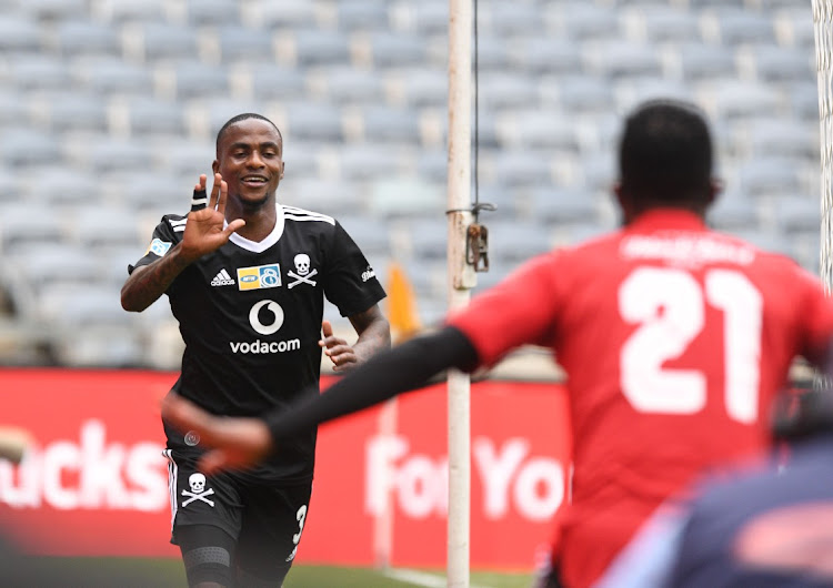 Orlando Pirates have stuggled without their talisman Thembinkosi Lorch.