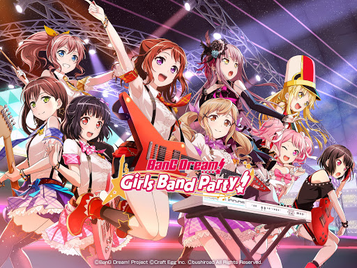 BanG Dream! Girls Band Party! for PC