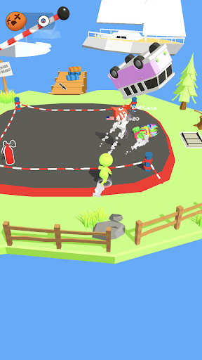 Gang Boxing Arena: Stickman 3D Fight apkpoly screenshots 1