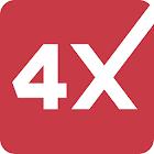 Get4x: 现金兑换率 icon