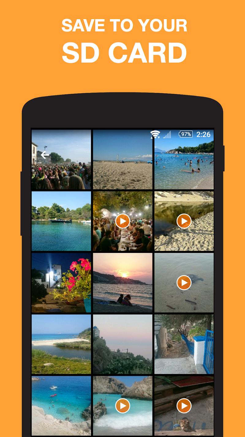Horizon Camera Screenshot 1