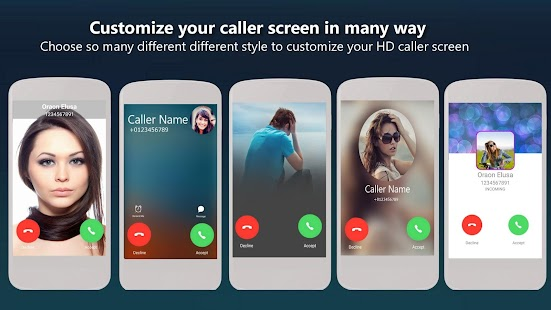 HD Caller ID Themes & Dialer- screenshot thumbnail