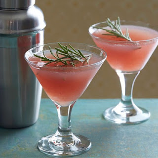 Gin and Cranberry Sauced