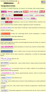 Gossip Quotidiani- miniatura screenshot
