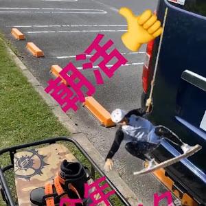 ハイエースバン  H31/4 4WD寒冷地仕様のカスタム事例画像 タニエースさんの2020年08月04日23:08の投稿