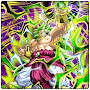 Broly dragonball wallpaper art APK icon