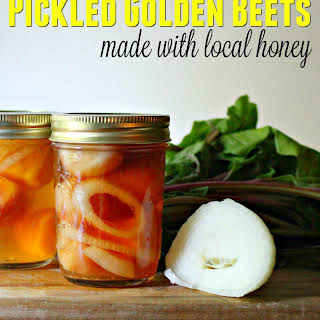 How to Make Pickled Beets With Honey.