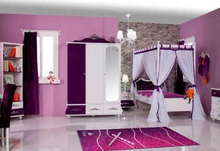 Teenage Bedroom Designs - náhled