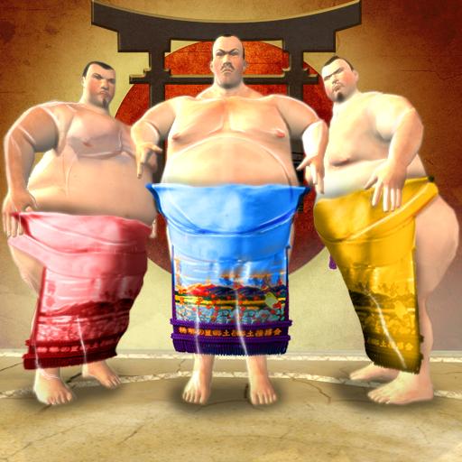 Japanese Sumo Wrestling - Wrestling Games Fighting