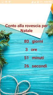Christmas Countdown - náhled