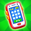 Babyphone - baby music games with Animals, Numbers icon