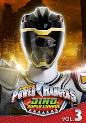 Power Rangers Dino Super Charge: Vol 3
