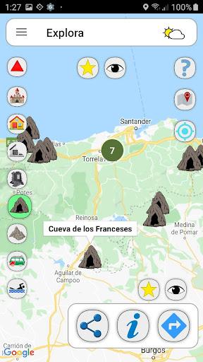 Explore Spain screenshot 8