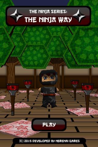 Ninja: The Ninja Way