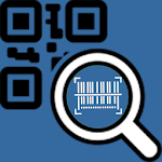 Barcode and QR code generator icon