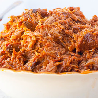 CrockPot Pulled Pork.